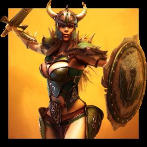 Shieldmaiden Troops Vikings War Of Clans Guide Description